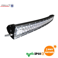 Low Price 38 inch Curved 180W LED Work Light Bar IP68 Roof-Mounted Off Road HD271180