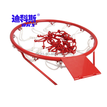 Polyester Replacement Customized Basketball Net For 2 colored