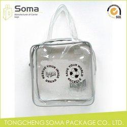 Customized crazy Selling 2015 custom waterproof toiletry pvc bag