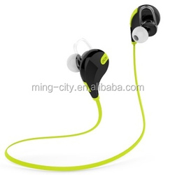 Voice Prompt with Multi- point Support Wireless Small Latest Bluetooth Headset with factory price