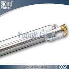 80w 1600mm co2 tubo del laser de corte por láser de servicio de la lámpara de cristal
