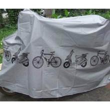 Waterproof Rain Dust Cover Outdoor Protector Tandem Bike Cover Bike Helmet Cover For Bike Bicycle Cycling