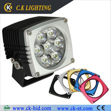 4wd led light atv motorcycle off road light