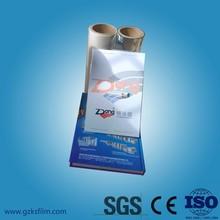 High Quality soft touch transparent pvc lamination printing Film