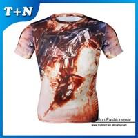 new model t shirts kids sublimation t shirt men