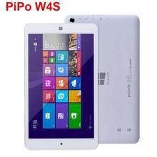 Original PIPO W4S Dual Boot 8inch Wins 8.1+Android 4.4 intel Z3735F Quad Core 2GB RAM 64GB ROM OTG Bluetooth table pc
