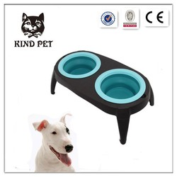 Hotsale Pet bowl collapsible Water dog Bowl