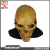 Newest latex skull masks horror full face skull masks For Costume Party Dress Halloween