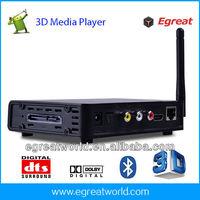 Egreat R6S plus pro 3D 1080p Blu-ray MKV Network Wifi HDMI TV Media player