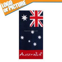 Europe style top grade 30x60 Beach/Bath Towel United Kindom summer swimming larger body towel