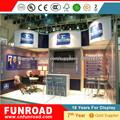 2014 Funroad diseño nuevo kiosco para feria