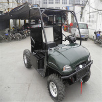 China agricultural machinery atv 4x4 diesel
