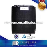 SK200-3 Radiator Engine Mitsubishi 6D31 Hydraulic Oil Cooler