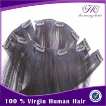Best Sellers Of 2015 Top Sale Beauty Great Length 40 Inch 100% Human Hair Extensions Shanghai
