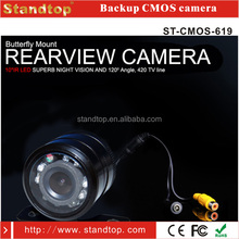 Good quality waterproof ip67 car cmos reversing camera