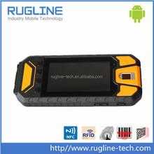 Rugged Android4.0 qr code reader PDA via camera