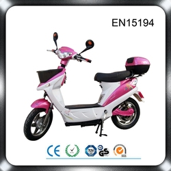 Wholesale 350W electric scooter Chinese electric motorcycle