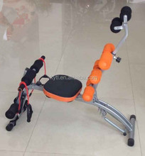 abdominal fitness machine 2015/gym total core China/gym body building equipment