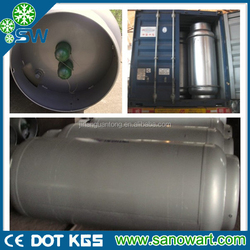 Excellent quality made in China R125 in ton tank