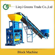 QTJ4-35 block making machine production line for promotional