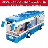 Brand in stock 235pcs DIY building block intelligent toys