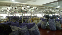 smart commercial Jacquard knitting machines for pile fabrics