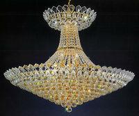 Antique crystal 220v chandeliers & pendant lights ceiling lights