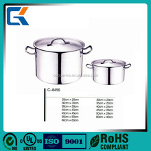 High quality multifunction stainless steel soup pot for restaurant