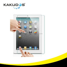 Wholesale 0.33mm 9H Hardness 2.5D Clear Tempered Glass screen protector for iPad mini 2, iPad mini 3