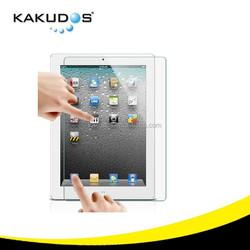 Wholesale 0.33mm 9H Hardness 2.5D Clear Tempered Glass screen protector for iPad mini 2, iPad mini 3