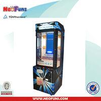 stacker game machine /block stacking/stacker prize machine