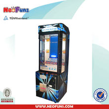stacker game machine /block stacking/stacker prize machine