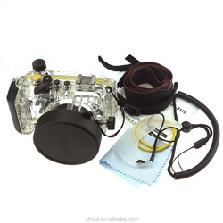 Underwater Waterproof Housing Case Cover Bag for Canon S110
