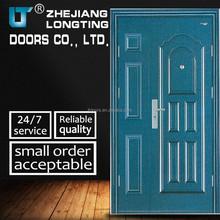 Powder Coated Security One Half Double Door LTT-013-D