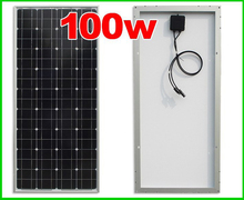 Sunpower products!!! 100w mono solar panel 18V, solar pv module, photovolatic solar kit with TUV, ISO, CE, UL