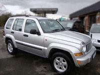 2007 Jeep Cherokee 2.8 CRD Sport Diesel Auto