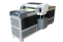 digital led uv flatbed printer a2 size led uv printer