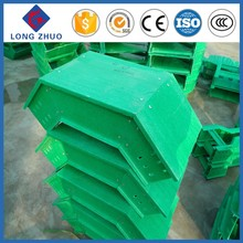 JHR cable tray bends the FRP pultrusion cable collect ark the steel cable to collect ark