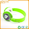 2014 headphone stereo sound headset with anime logo