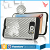 new hot selling products aluminium phone case for samsung galaxy S6 aluminum metal bumper case