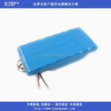 36v/16ah lithium battery pack 2015 factory supply