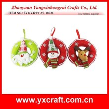 christmas decoration (ZY14Y479-1-2-3 18CM) christmas house toy