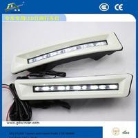 2014 hot sale daytime running light led safe light DRL for Toyota Land Cruiser Prado 2700 Middle East Style (2013-2014)