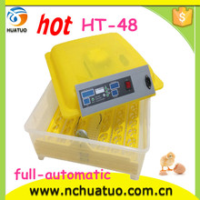 Full automatic poultry incubator/egg hatching machine
