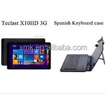 Original 10.1 inch Intel Z3736F Teclast X10HD 3G Android 4.4+Wins 8.1 Dual Boot Tablet PC 2560x1600 Air Retina 2GB DDR3L 64GB