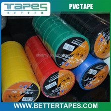 China Manufacturer High Voltage PVC Electrical Insulation Tape