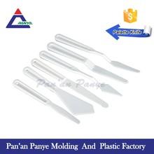 Free Sample Hot sale oil painting plastic palette knife