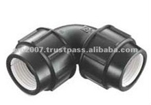 HDPE Fitting -- Equal Elbow