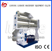 Chicken Feed Pellet Making Machine With Double Conditioners