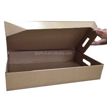 waxed frozen food box packaging for minus degree environment